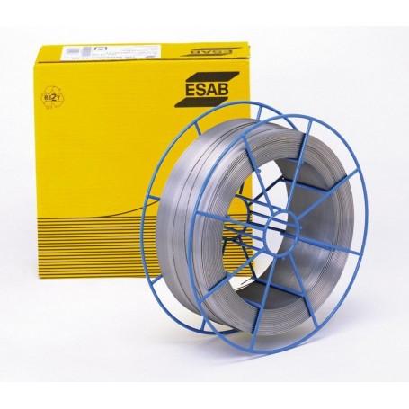 FILO ESAB Alluminio OK Autrod 5183 DIAM. 1,2 bobina da kg.7