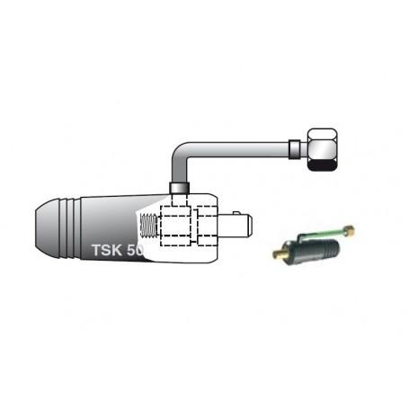 SPINA VOLANTE TIG 50 M12X1 DADO 1/4G L:0,6M