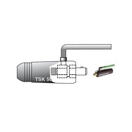 SPINA VOL.TIG 35-50 M12X1 TUBO GAS DA 2M