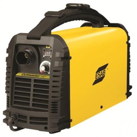 Esab Cutmaster 40 Impianto professionale portatile per il taglio al plasma manuale
