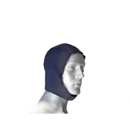 CUFFIA CAP-62 COTONE BLU