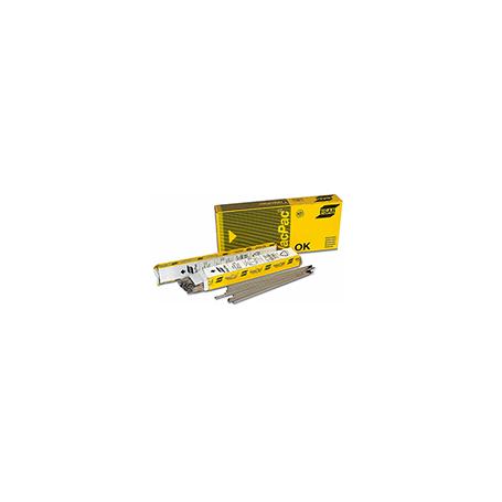 Elettrodo ghisa ESAB OK 92.58 2.5X300 CF. DA 43 PZ NI-FE