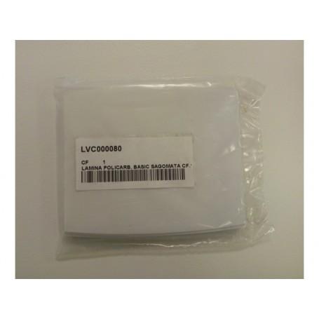 BASIC-PLATE-PC LAMINA SAGOMATA CHAMALEONT 10PZ