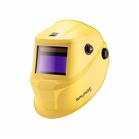 ESAB SAVAGE A40 GIALLA Maschera automatica professionale per saldatura 9/13