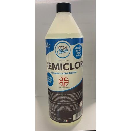 KEMICLOR Antisettico Disinfettante 1 LT.